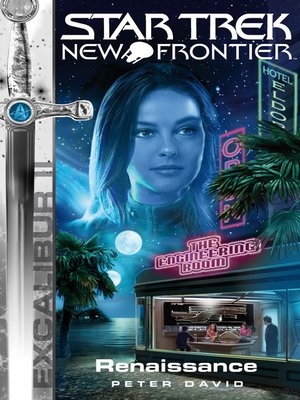 cover image of Star Trek--New Frontier 08